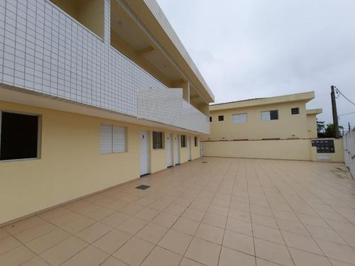 Csa Nova Em Condomínio  Com 2 Dormitórios À Venda, 55 M² Por R$ 170.000 - Princesa - Praia Grande/sp - Ca0512