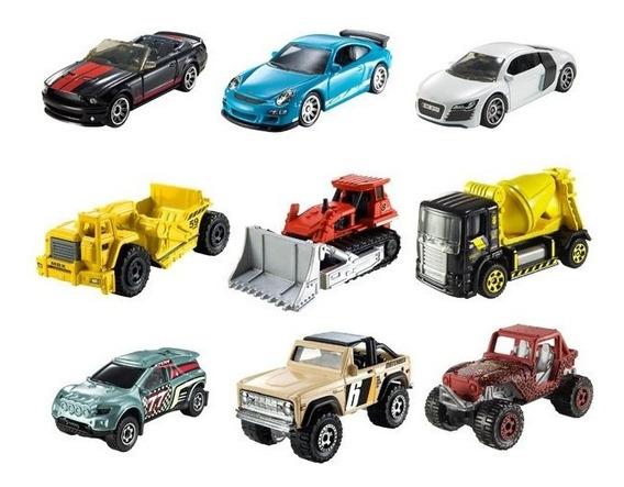 Matchbox Autos Básicos