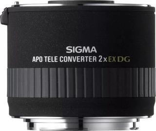 Sigma Apo 2x Ex Dg Para Canon Lentes De Mon