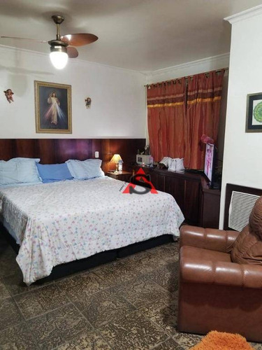 Sobrado Com 3 Dormitórios À Venda, 254 M² Por R$ 1.250.000,00 - Vila Do Bosque - São Paulo/sp - So5128