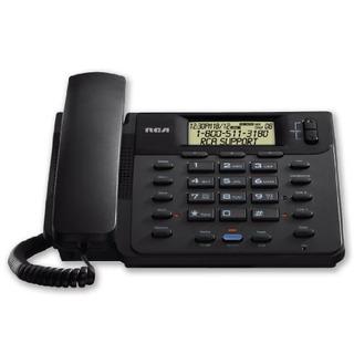 Teléfono Fijo Con 2 Líneas Y 1 Auricular Rca 25201re1