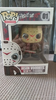 Funko Pop Movies -- Friday The 13 Jason Voorhees #01