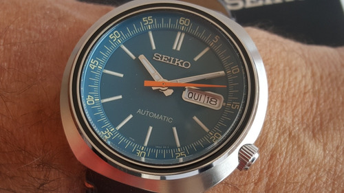 Relógio Seiko Ufo Recraft Edição Limitada