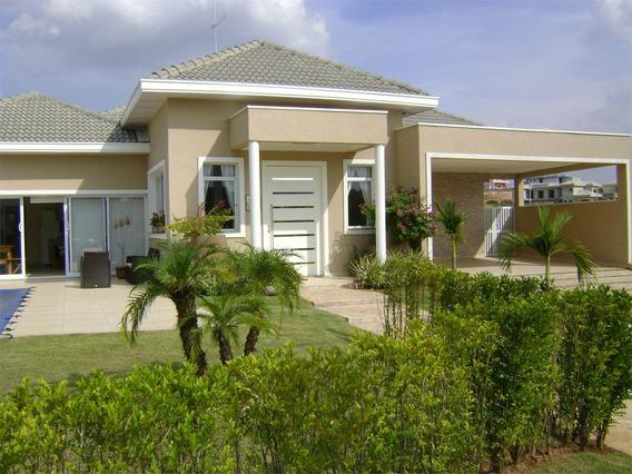 Casa Na Granja Viana Em Condominio Reserva Santa Maria - Ca9375
