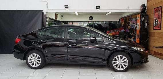 Honda - Civic Lxr 2.0 Aut. 2014