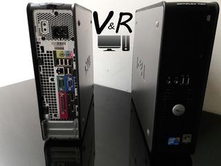 Cpu Dell Hp 780 6000 4gb Ram 160gb Hdd Core 2 Duo