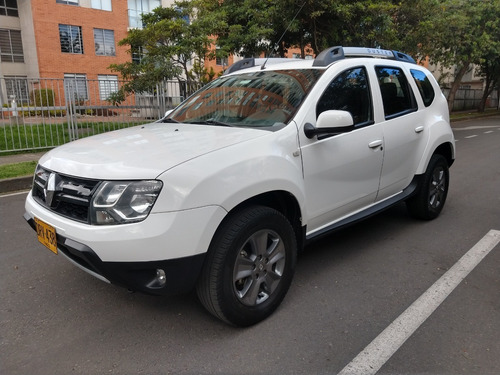 Renault Duster 2017 4x4