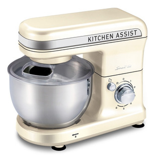 Batidora Kitchen Assist 600w Profesional Smart-tek 4lt Acero
