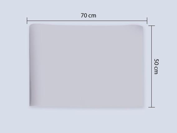 Acetato Lamina 50x70 200 Micrones X 10 Unidades
