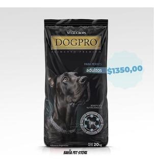 Dogpro Premium Adulto Con Glucosamina