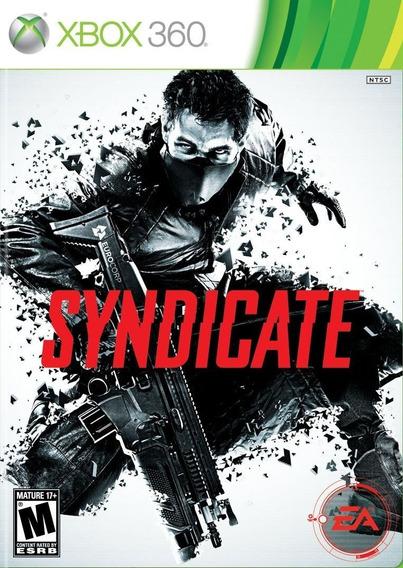 Jogo Syndicate (novo) Xbox 360