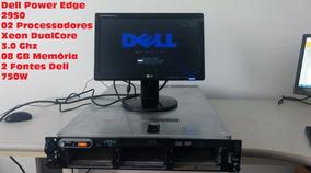Servidor Dell Poweredge 2950 Xeon 8gb Ram