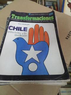 Transformaciones , 22 Revistas