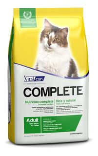 Alimento Vitalcan Complete gato adulto mix 15kg