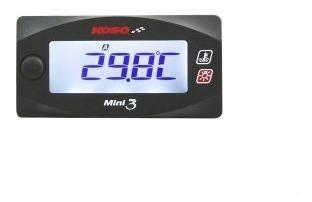 Medidor De Temperatura Duplo Koso #1404