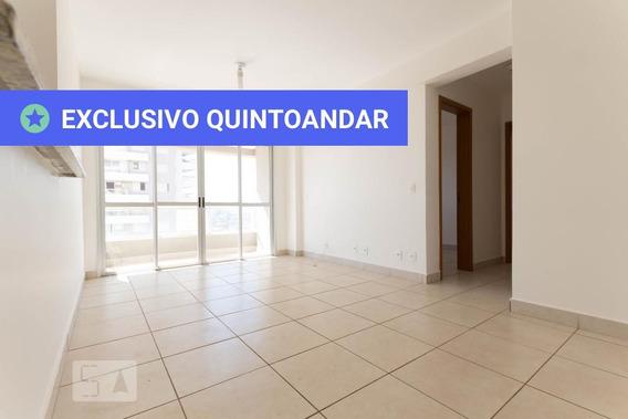 Apartamento No 20º Andar Mobiliado Com 2 Dormitórios E 2 Garagens - Id: 892947583 - 247583