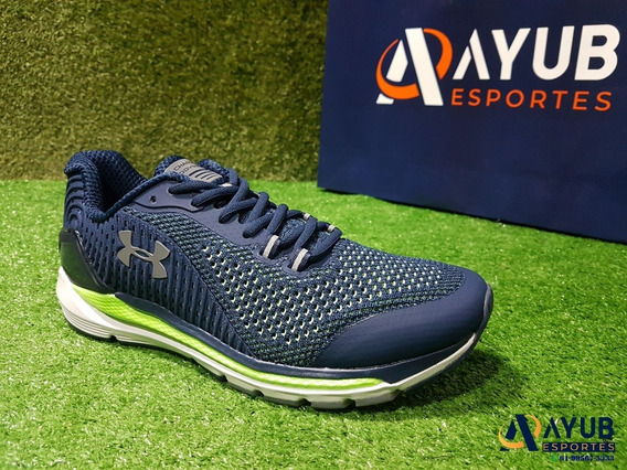 Tênis De Corrida Under Armour Charged Odyssey