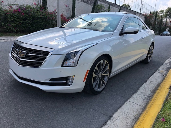 Cadillac Ats Coupe 2.0 Turbo