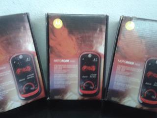 Lote 3 Celulares Motorola Rokr Em35 Nuevos - Solo Gremio