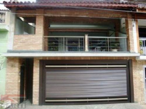 Imagem 1 de 4 de Sobrado Com Terraço , Bairro  Jardim Virginia Bianca - St2483