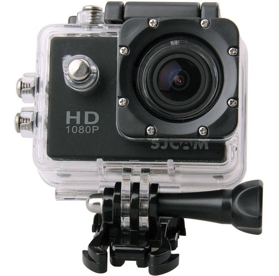Camera Sjcam Sj4000 Full Hd Gopro + Cartão Memoria 16gb