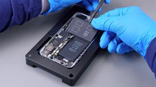 Bateria iPhone X Apple Lítio 2716 Mah 10,35 Wh Original Df