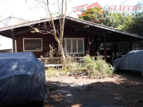 Casa Para Venda Em Cotia, Granja Viana, 2 Dormitórios, 1 Banheiro, 2 Vagas - Ca0045_1-1009788