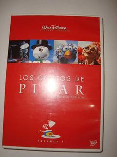 Dvd Cortos Pixar