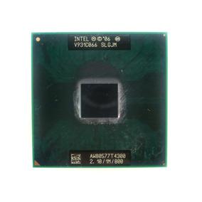 Processador Notebook Intel® Pentium T4300 Slgjm 2.10ghz