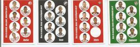 Figurinhas Campeonato Brasileiro 2013 - Complete Álbum.