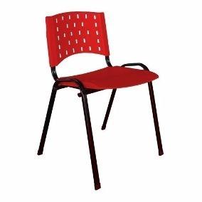 Cadeira Iso Fixa Singolare Vermelha