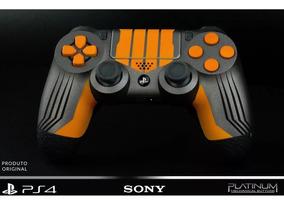 Controle Pro Ps4 Evzen Elite Call Of Duty Bo4 Platinum ,scuf