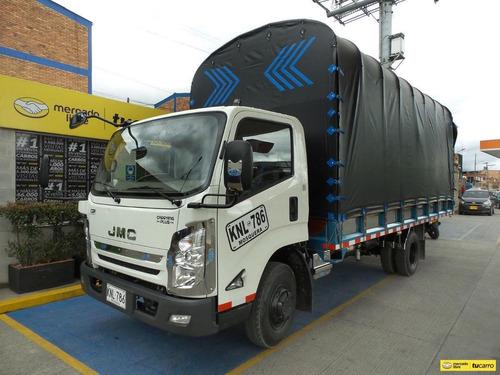 Imagen 1 de 15 de Jmc Cqr 5.4 Jx1083 Tk24 Camion Estacas