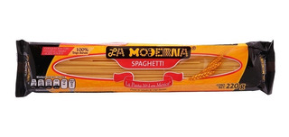 Spaghetti La Moderna 200 Gr