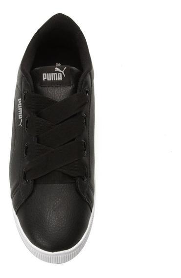 Tênis Puma Puma Vikky Platform Ribbon Core Bdp Feminino