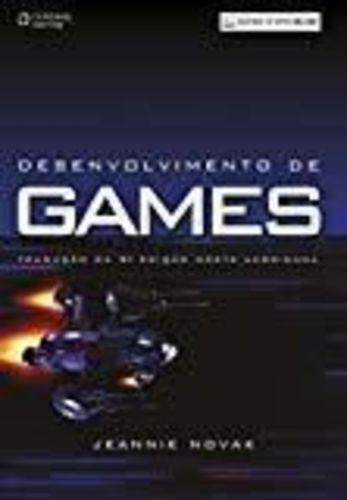 Livro Desenvolvimento De Games 2nd Edition Jeannie Novak