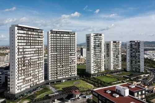 Estrene Pent Garden En High Towers, Frente A Sonata-torre 3