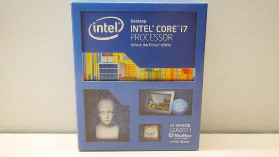 Processador Intel I7 4930k - Six Core - 3.4ghz - Lga2011
