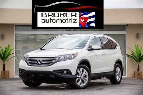 Honda Cr-v Americana Exl