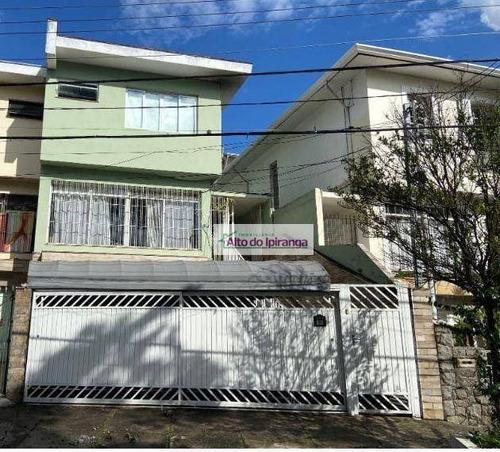 Imagem 1 de 9 de Sobrado Com 3 Dormitórios À Venda, 230 M² - Vila Mariana - São Paulo/sp - So1177