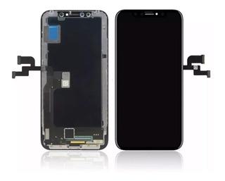 Pantalla, Modulo Display iPhone X Con Cambio En El Dia,local A La Calle, En 3 Hs, Te Lo Entregamos Con Film 5d De Regalo