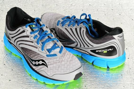Zapatos Deportivo Saucony Breakthru 2 Running 100% Original