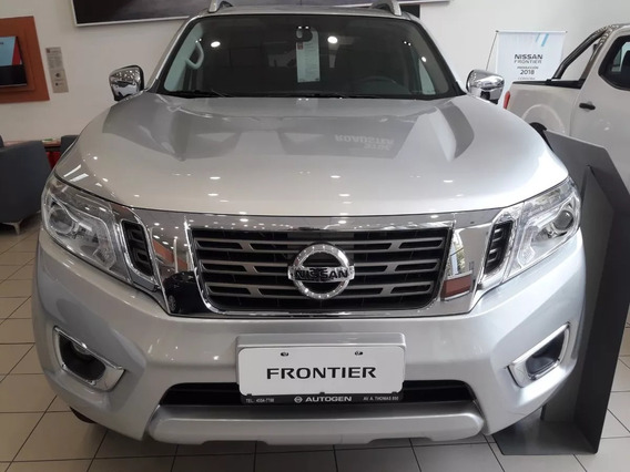 Nissan Frontier Le Cd 4x4 At Produccion Nacional 2.3 190 Cv