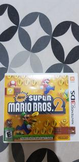 New Super Mario Bros 2 Nintendo 3ds 2ds