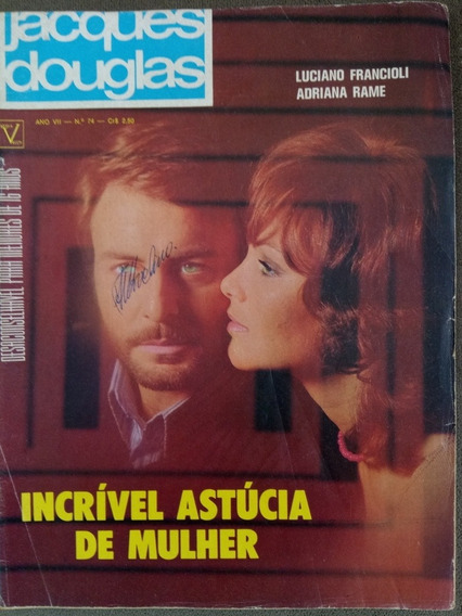 Jacques Douglas N.°74 Vecchi 1973 Jm.gibis-raros