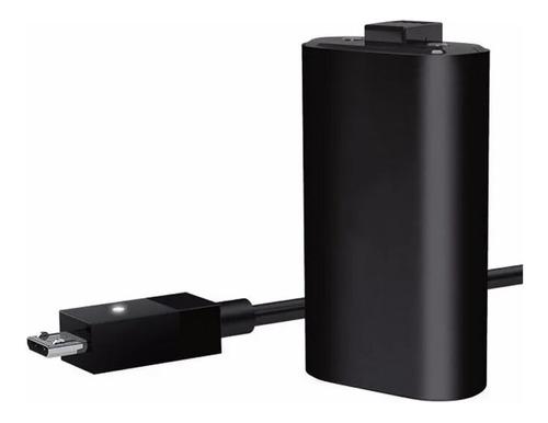 Imagen 1 de 6 de Carga Y Juega Compatible Xbox One Pila Batería Recargable 2m