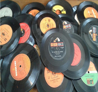Lote 10 Discos Vinilo Singles Deco Arte Caba Envio