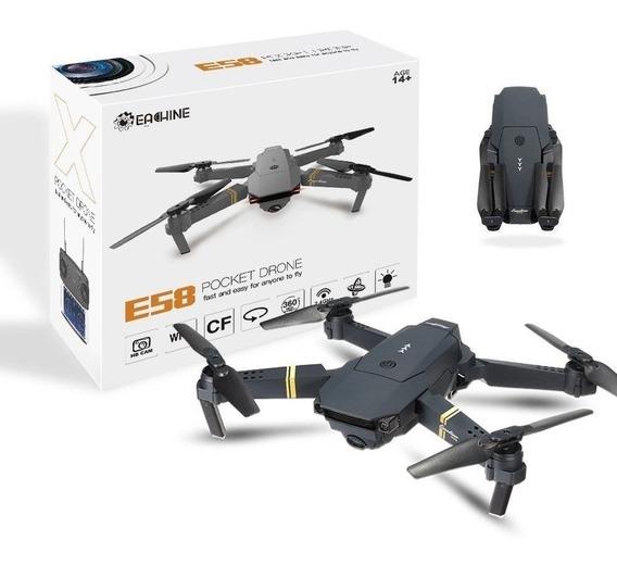 Drone Eachine E58 Original Com Câmera Wifi Fpv Barato