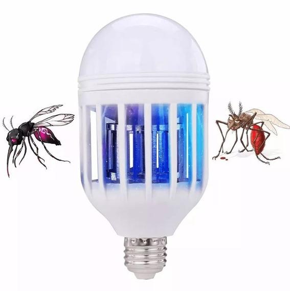 Foco Led Para Casa Mata Mosquito E Insectos Foco Inteligente