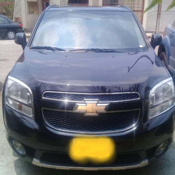 Chevrolet Orlando Full Equipo